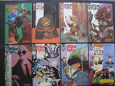 DOOM PATROL : COMPLETE RUN issues 51-63 of the 1987 DC SERIES by GRANT MORRISON