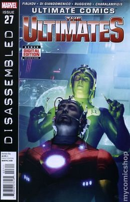 Ultimates (Marvel Ultimate Comics) #27 2013 VF Stock Image