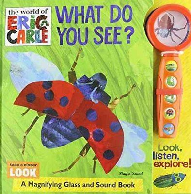 What Do You See? 9781450860444 (Board book, 2012)