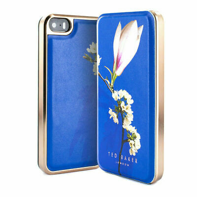 5c08c6daecf8d TED BAKER BRYONY Mirror Folio Case for iPhone SE- HARMONY MINERAL ...
