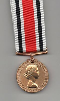 Special Constabulary Long Service Medal.e.ii.r - A Superb Full-Size Replacement
