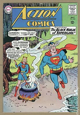 Action Comics (DC) #324 1965 GD/VG 3.0