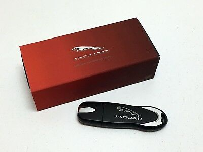 2018 Jaguar F-Type 400 Sport I-Pace Land Rover Discovery Press Kit USB Brochure