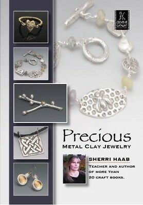 Precious Metal Clay Jewelry by Sherri Haab - Art Education DVD