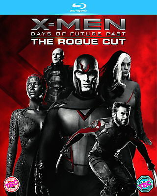 X-Men: Days of Future Past - The Rogue Cut [New Blu-ray]