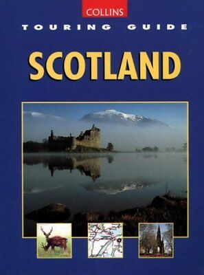 (Very Good)-Touring Guide of Scotland (Collins Touring Guide) (Paperback)-Alex R