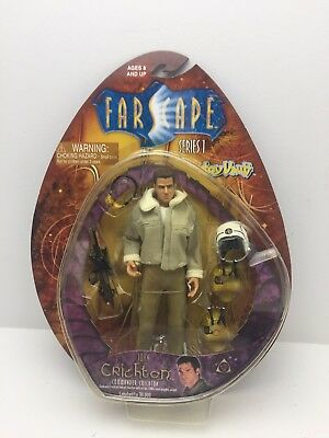 Farscape Series 1 John Crichton Commander FSOO7 Brand New (4) (N2)
