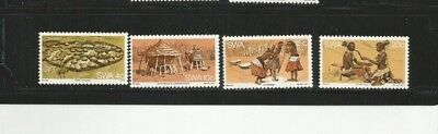 Southwest Africa Scott 402-5 Mnh
