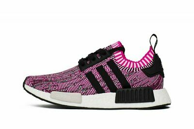 a3c988209 Women s Adidas Originals Nmd R1 Pk Shock-Pink core Black Bb2363