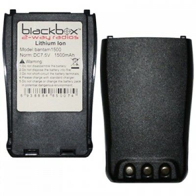 Klein Bantam-Batt 1500 mAh Li-Ion battery for Blackbox Bantam Series