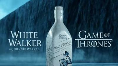 Johnnie Walker White Walker (Limited Game of Thrones Edition) - In-Hand