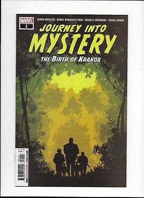 Journey Into Mystery Birth Of Krakoa #1 1St Print Sept 2018 Marvel Comics