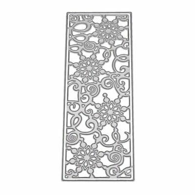 Lace Flower Cutting Dies Stencil For DIY Scrapbooking Embossing Paper Card Decor