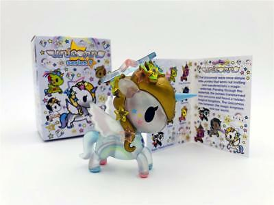Star Fairy Unicorno Series 7 Tokidoki Simone Legno Vinyl Toy Unicorn Mini Figure