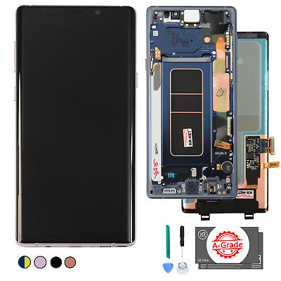 USA LCD Display Digitizer Screen Assembly Replacement for Samsung Galaxy Note 9