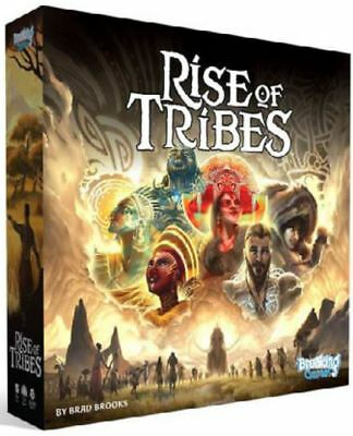 Rise of Tribes - Strategy Board Game
