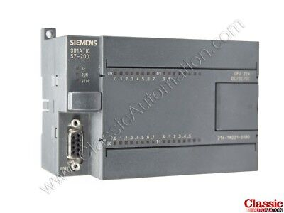Siemens| 6ES7214-1AD21-0XB0| Simatic S7-200 CPU 224 (New)