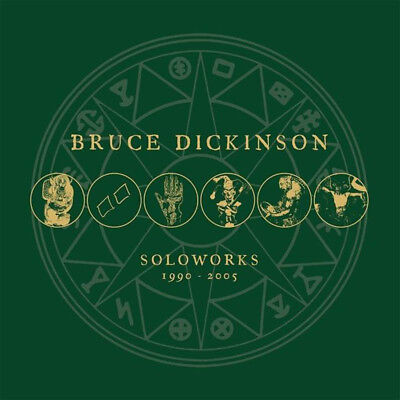 BRUCE DICKINSON - Soloworks  9LP BOX SET DELUXE EDITION