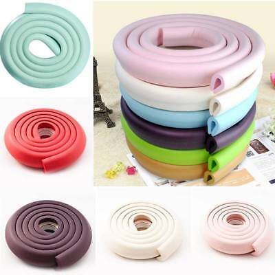 Baby Safety Table Desk Foam Corner Edge Cushion Guard Strip  Protector Bumper