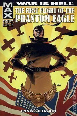 War is Hell: The First Flight of the Phantom Eagle HC (Marvel Max) #1-1ST NM