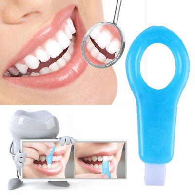 3Pcs/set Pro Nano Teeth Whitening Kit Teeth Cleaning Whitener Brush Tooth Stains