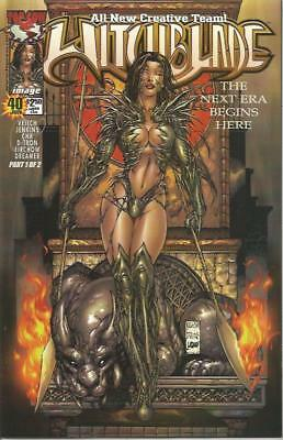 WITCHBLADE #40 - Back Issue (S)