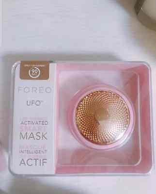 Brand New unopened Foreo LUNA UFO Smart Mask Treatment Facial Skin Care Pink
