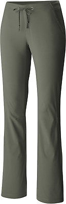 NWT $75 Columbia Women's Anytime Outdoor Boot Cut Pants Size 16
