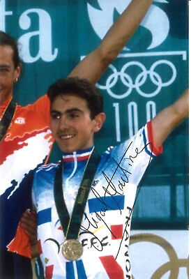 Olympiasieger 2000: Miguel Martinez FRA