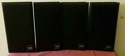 4 American Express Double Panel restaurant Check Presenters/ black