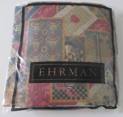 Vintage Ehrman Tapestry Kit ~ Playing Cards  ~ 1992