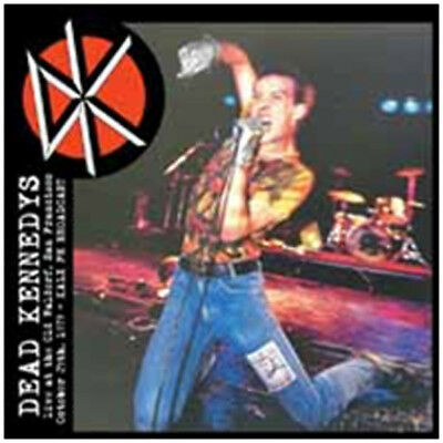 DEAD KENNEDYS - Live at the Old Waldorf  LP
