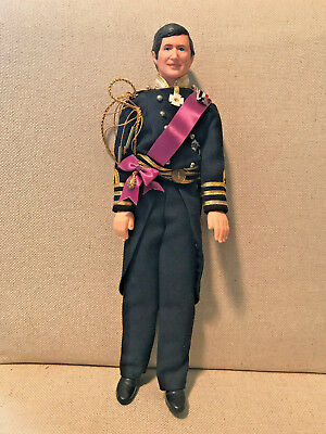 Prince Charles Bride Groom Doll -Barbie Sized-