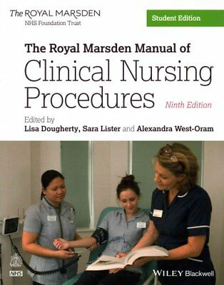 The Royal Marsden Manual of Clinical Nursing Procedures 9781118746677