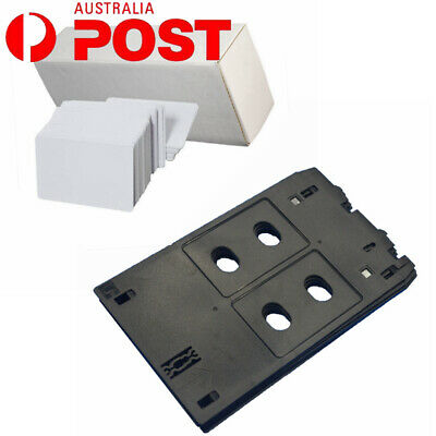 Inkjet PVC Card Printing Tray Compatible Canon Pixma Inkjet Printers IP7250