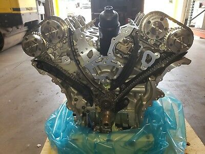 3.6L Pentastar Long Block Engine Assembly New OEM MOPAR