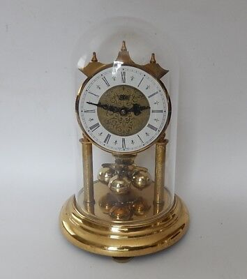 Haller German 400 day Anniversary  Clock Fully working   2865