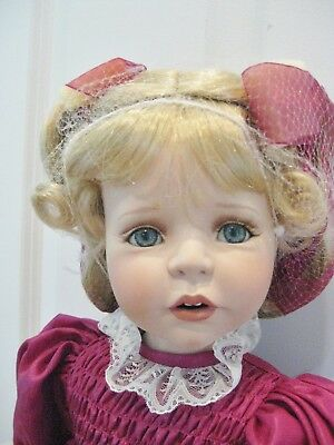 "Marie Osmond Doll HELENA 25"" Christopher Radko Exclusive ""Quite a Pair"" NEW"