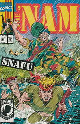 'Nam, The #63 VF/NM; Marvel | save on shipping - details inside