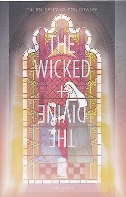 THE WICKED + THE DIVINE 1373AD #1 - New Bagged