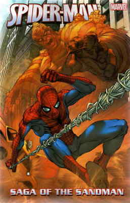 Spider-Man: Saga of the Sandman #1 VF/NM; Marvel   save on shipping - details in