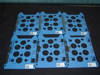 """Lot of 6 FMT3P T3610 T3600 T5600 T7810 Precision HD Bracket Assembly 2.5"""" Caddy!"""