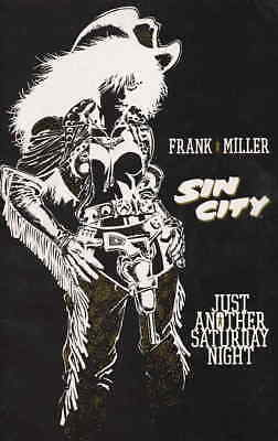 Sin City: Just Another Saturday Night #1 FN; Dark Horse | save on shipping - det