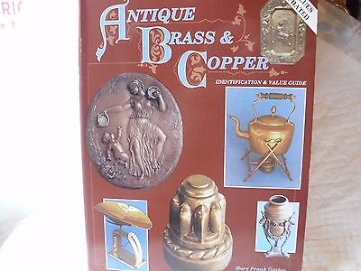 Antique Brass and Copper ID and Value Guide Book