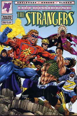 Strangers, The #14 VF/NM; Malibu | save on shipping - details inside