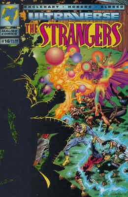 Strangers, The #16 VF/NM; Malibu | save on shipping - details inside