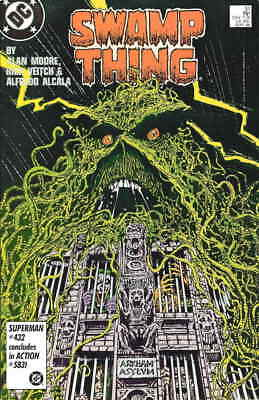 Swamp Thing (2nd Series) #52 VF/NM; DC   save on shipping - details inside