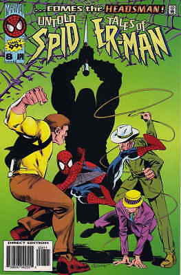Untold Tales of Spider-Man #8 VF/NM; Marvel   save on shipping - details inside