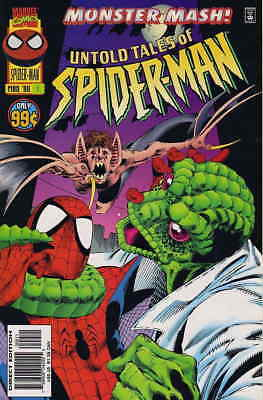 Untold Tales of Spider-Man #9 VF/NM; Marvel   save on shipping - details inside