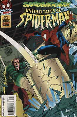 Untold Tales of Spider-Man #3 VF/NM; Marvel   save on shipping - details inside